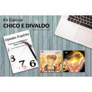 Kit Especial | Chico e Divaldo