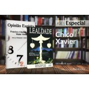 Kit Especial Chico Xavier 2