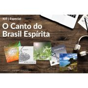 KIT | O Canto do Brasil Espírita