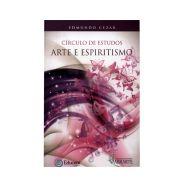 Livro Círculo de Estudos - Arte e Espiritismo - Edmundo Cezar