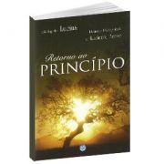 Livro - Retorno ao Princípio | Lucimara Breve pelo Espítrito Lucius