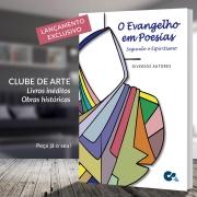 LIVRO | O EVANGELHO EM POESIAS SEGUNDO O ESPIRITISMO