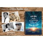 PRÉ-VENDA - Agenda | CHICO XAVIER 2021
