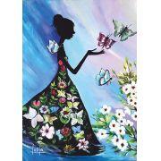 Réplica Pintura 01 | Leila Brandão