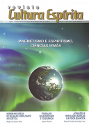 Revista Cultura Espírita 39 -  Magnetismo e Espiritismo – Ciências Irmãs