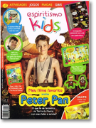 Revista Espiritismo Kids 03 - Peter Pan