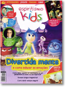Revista Espiritismo Kids 11 - Divertida Mente