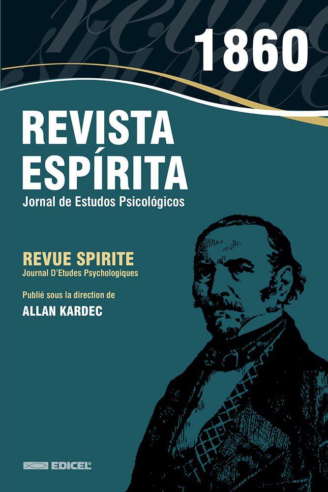 Allan Kardec | Revista Espírita 1860