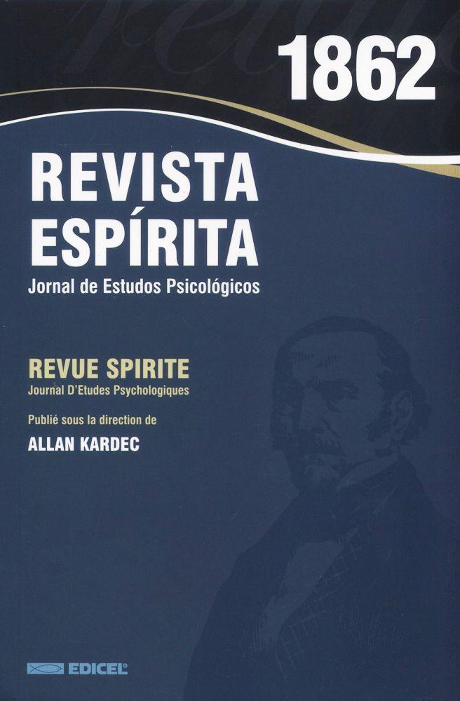 Allan Kardec   Revista Espírita 1862
