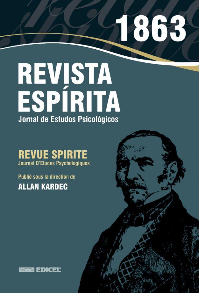 Allan Kardec | Revista Espírita 1863