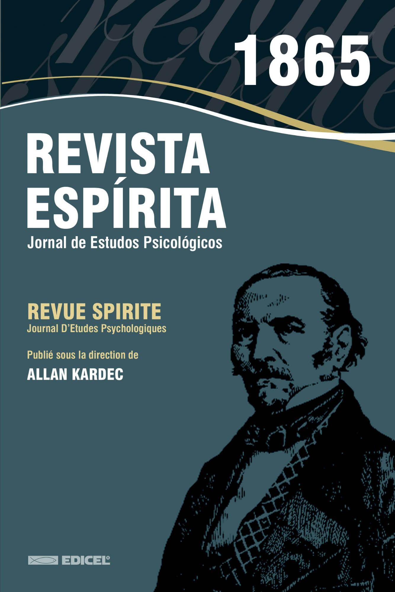 Allan Kardec | Revista Espírita 1865