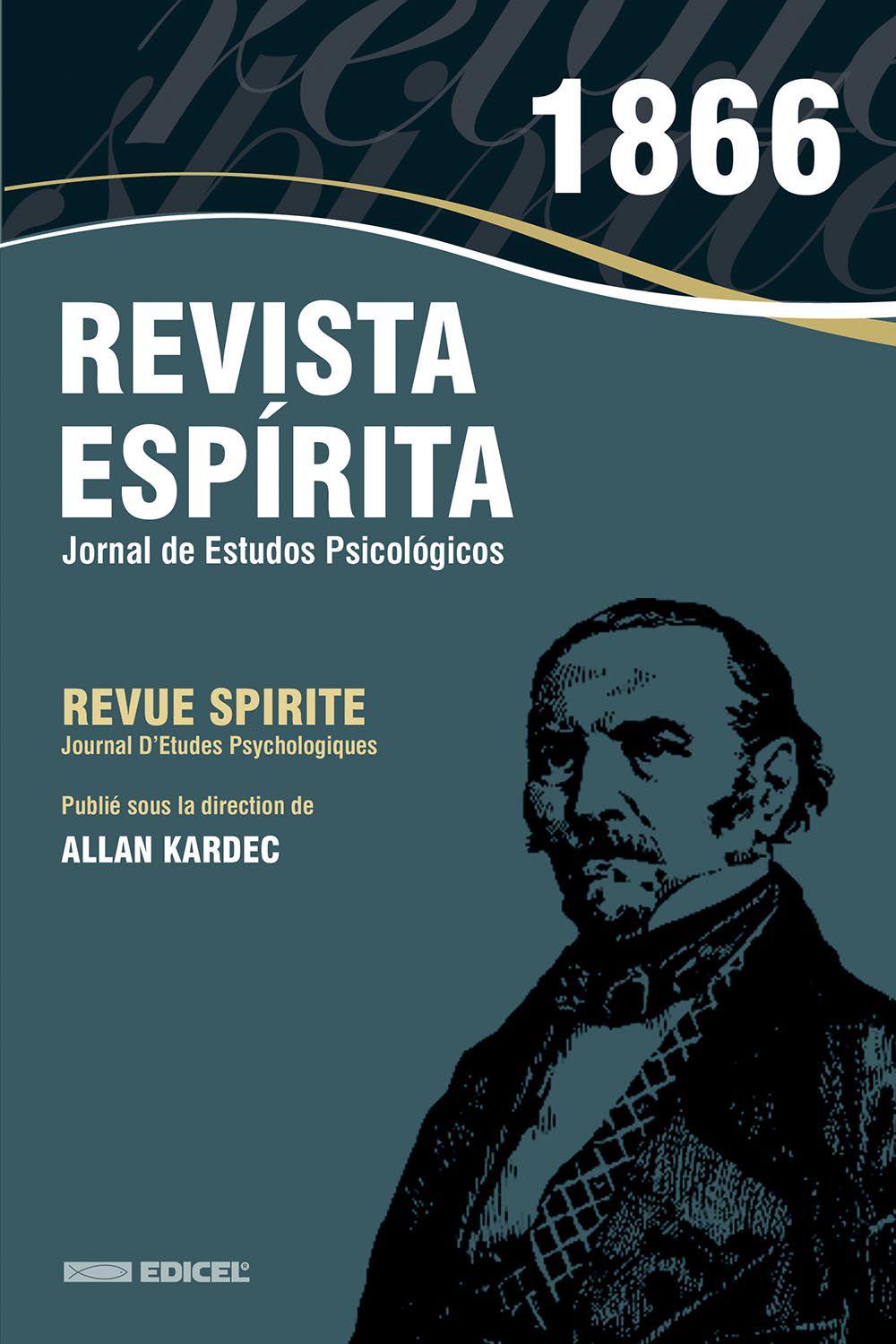 Allan Kardec | Revista Espírita 1866