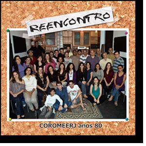 CD - COROMEERJ - Reencontro