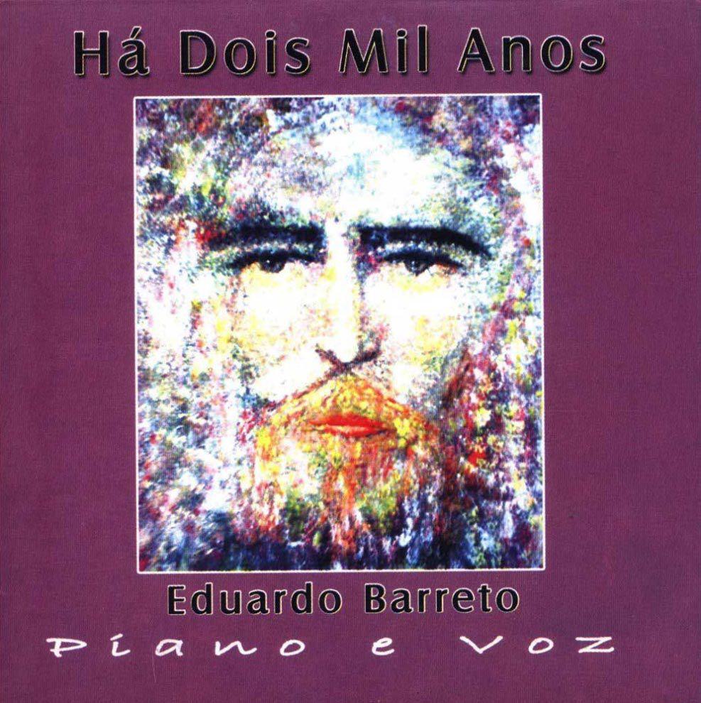 CD | Eduardo Barreto - Piano e Voz