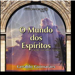CD | Geraldo Guimarães | O Mundo dos Espíritos