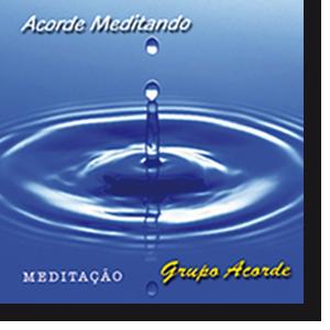 CD - Grupo Acorde - Acorde Meditando