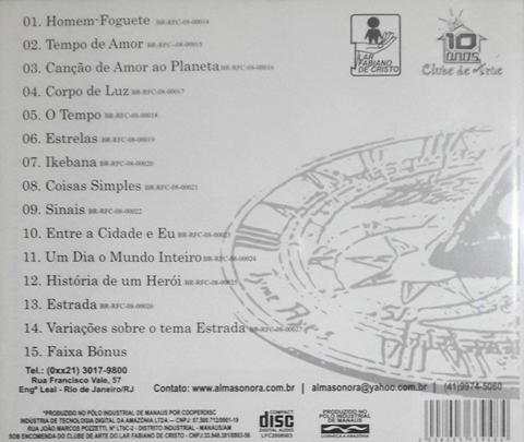 CD - Grupo Alma Sonora - Segundo