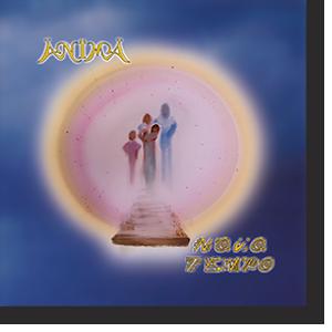 CD - Grupo Änïmä - Novo tempo