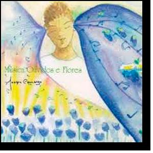 CD - Moacyr Camargo - Música, Ouvidos e Flores