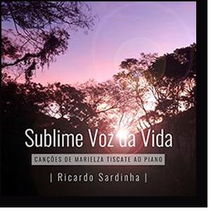 CD - Ricardo Sardinha - Sublime Voz da Vida | Instrumental
