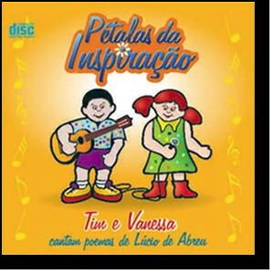 CD - Tim e Vanessa - Pétalas da Inspiração