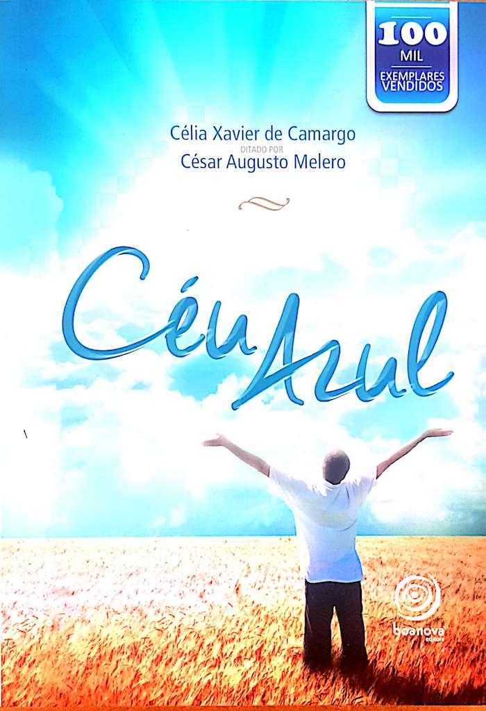 Livro - Célia Xavier de Camargo - Céu azul