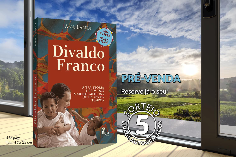 DIVALDO FRANCO - BIOGRAFIA