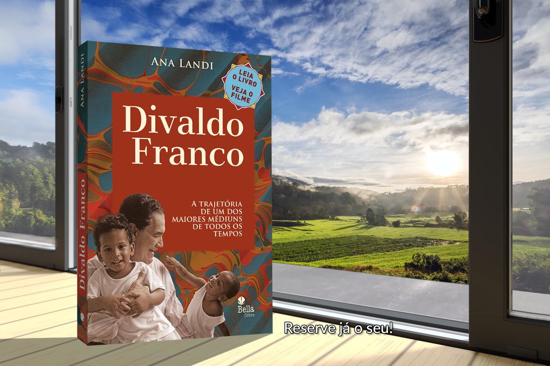 Livro   Divaldo Franco - Biografia