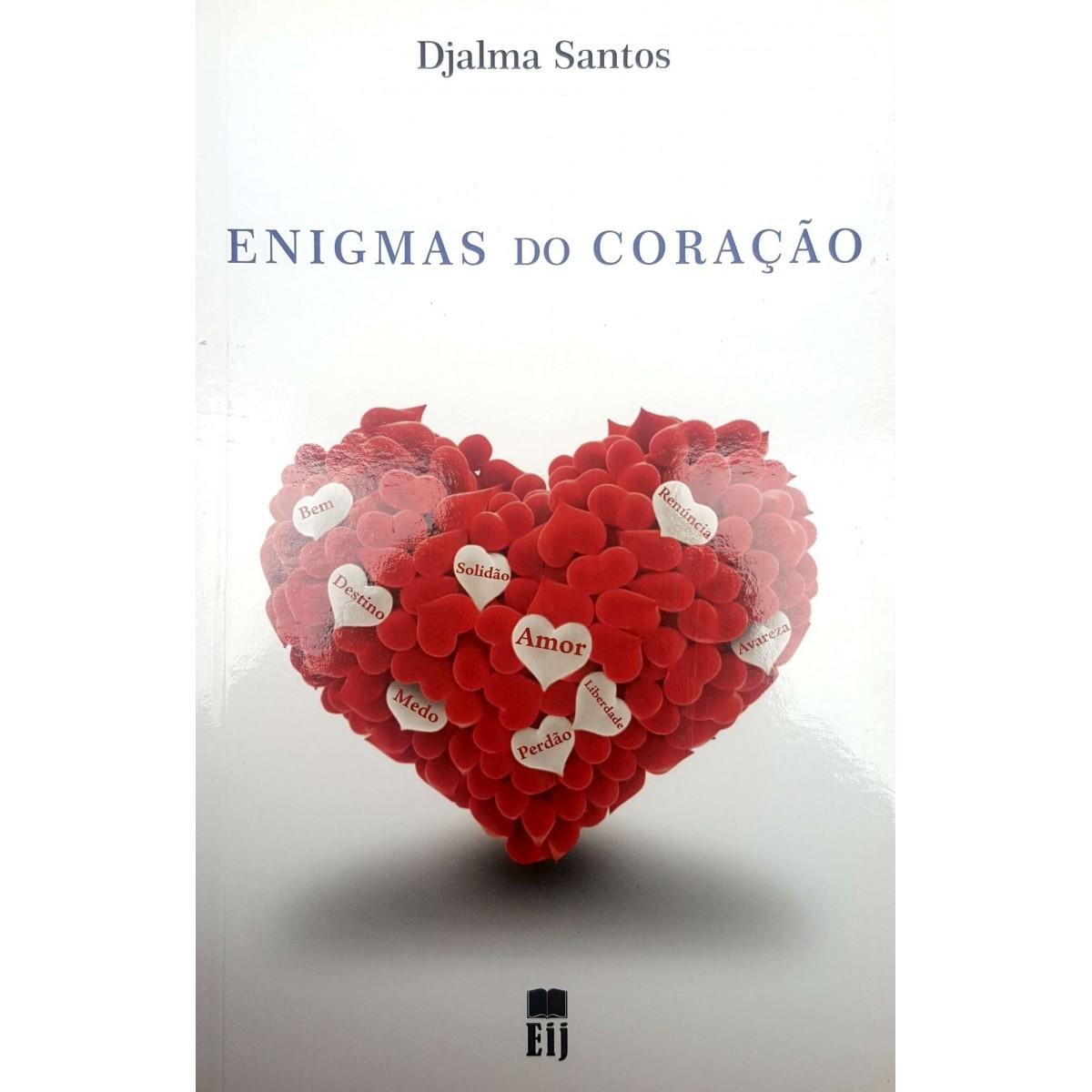 Livro - Djalma Santos - Enigmas do Coração