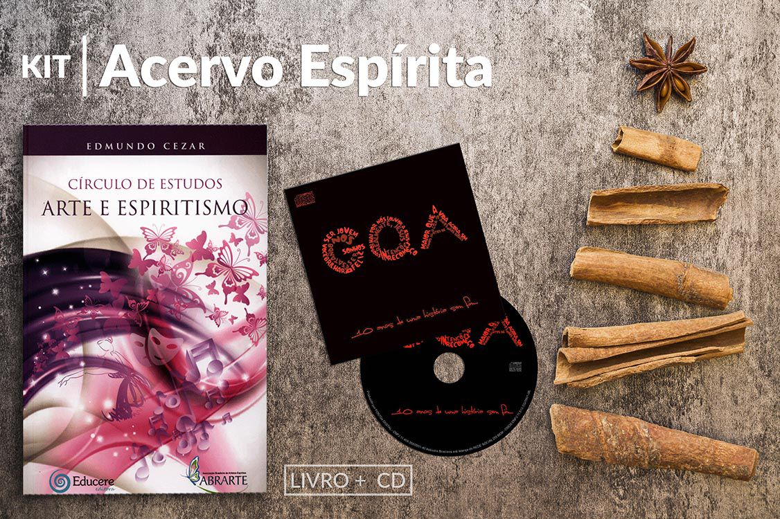 Kit | Acervo Espírita - Vol 3