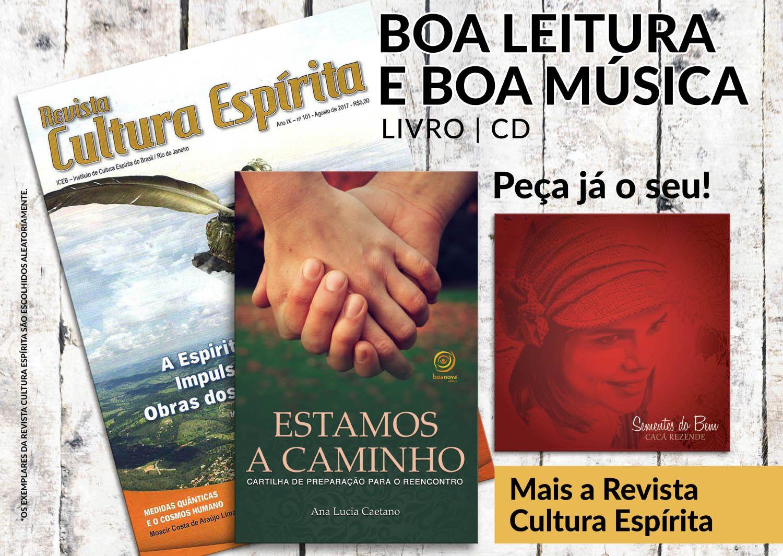 KIT | Boa Leitura e Boa Música