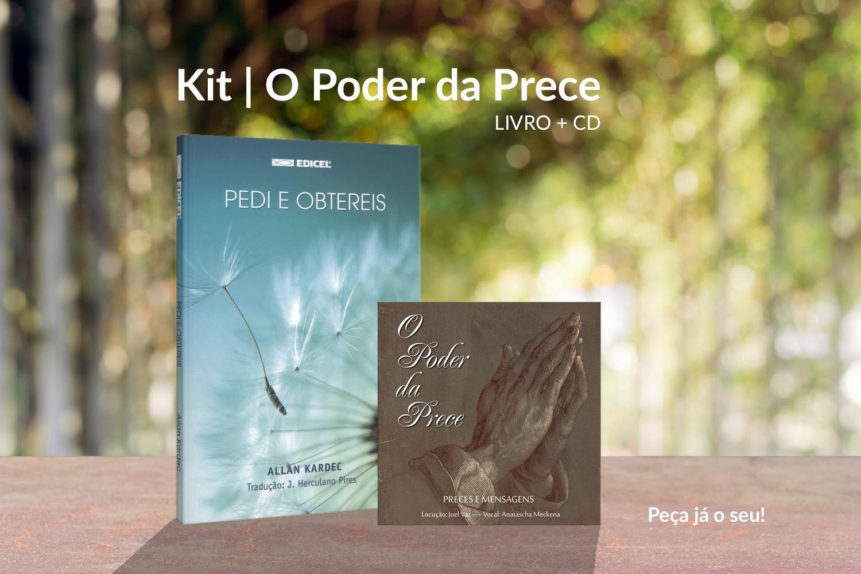 kit | O PODER DA PRECE