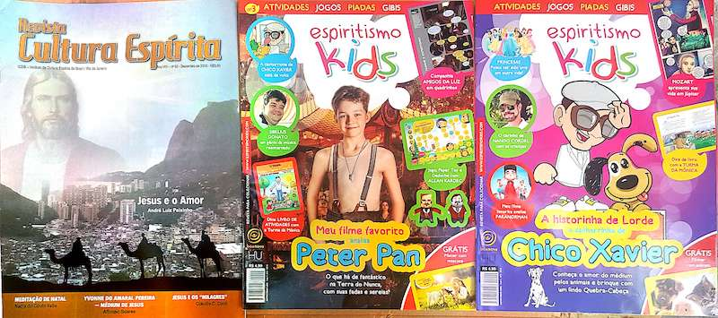 Kit - Revista Espiritismo Kids 05