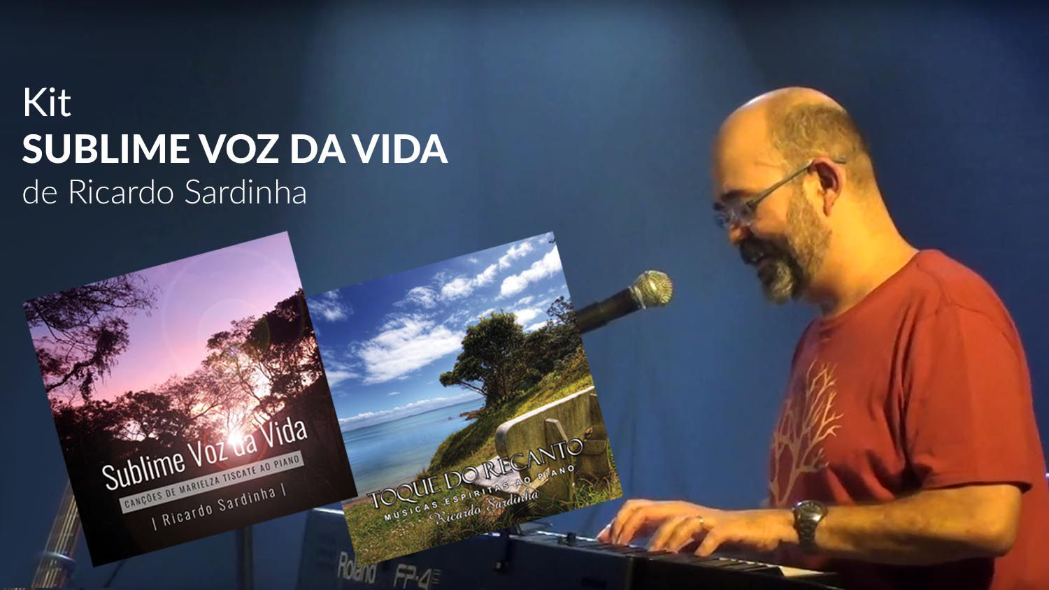 Kit | Sublime Voz da Vida