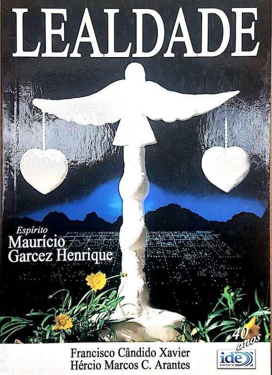 Livro - Chico Xavier - Lealdade