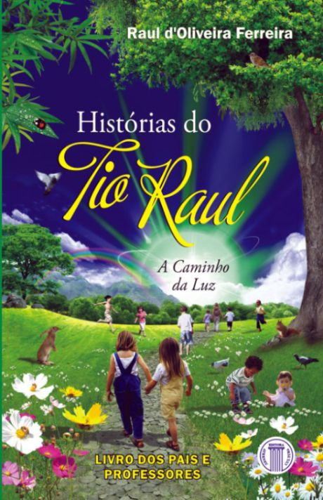 Livro | Ari D'Oliveira Ferreira - As Histórias do Tio Raul