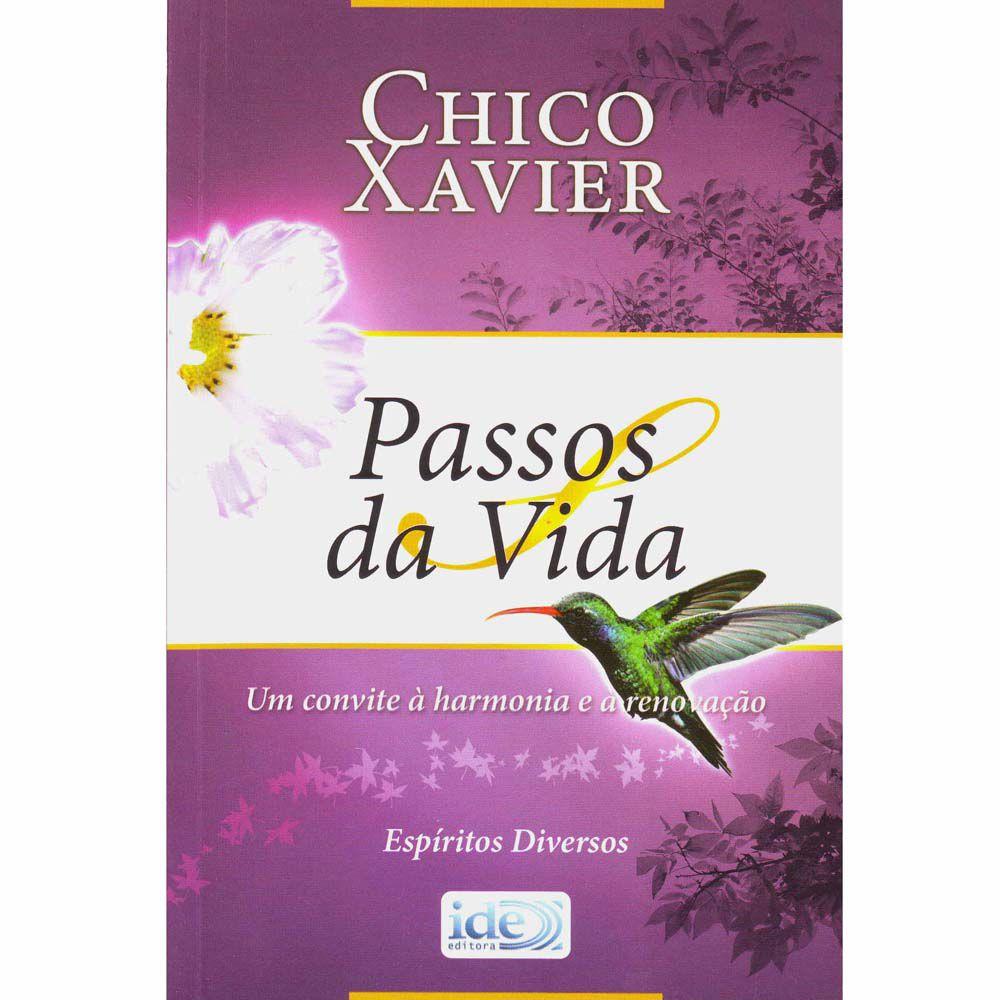 Livro - Chico Xavier - Passos da vida