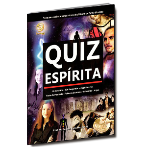 Livro - Luis Hu Rivas - Quiz Espirita
