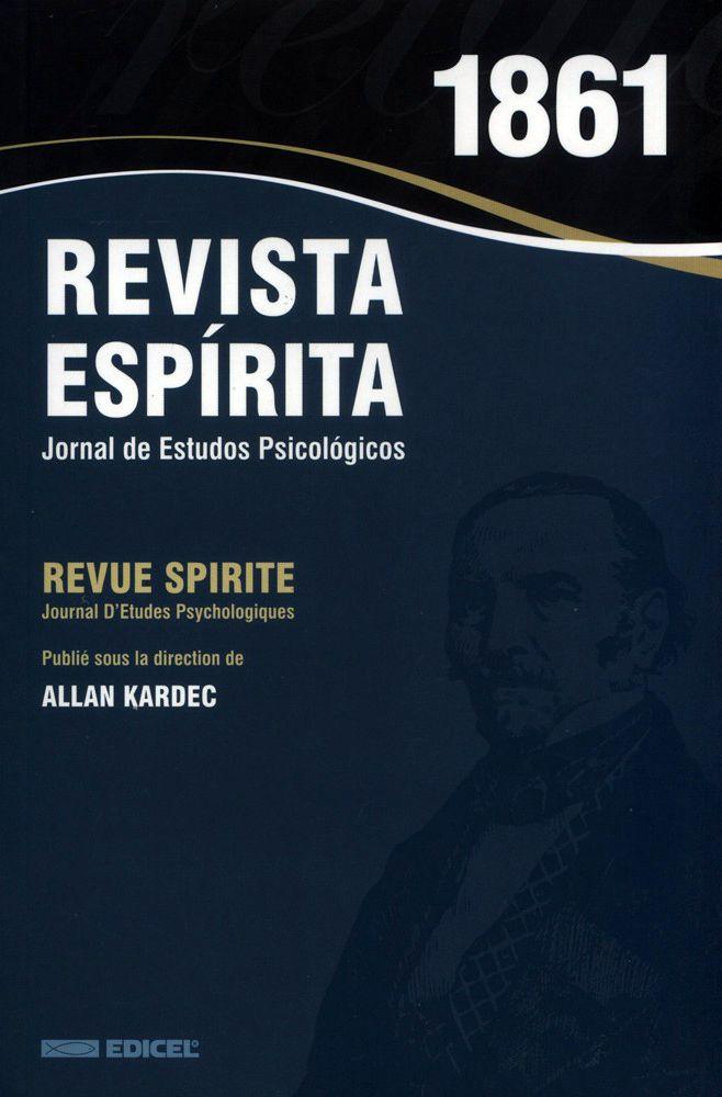 Allan Kardec | Revista Espírita 1861