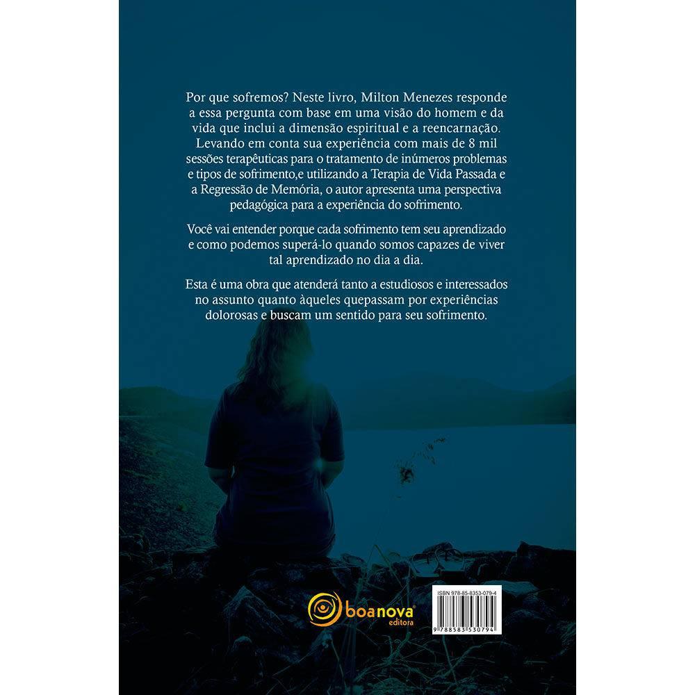 Livro - Milton Menezes - Sentido do Sofrimento