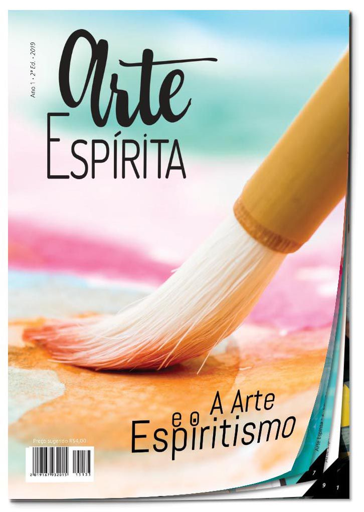 Revista Arte Espírita - 002