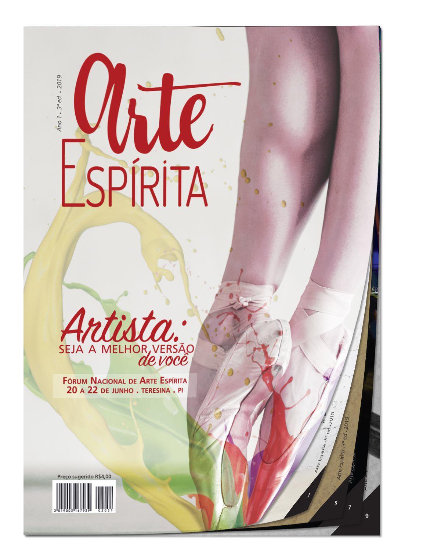 Revista Arte Espírita - 003