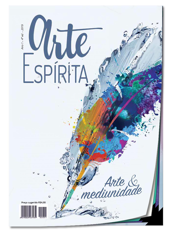 Revista Arte Espírita - 004