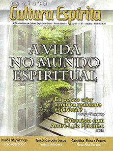 Revista Cultura Espírita 07 - A Vida no Mundo Espiritual