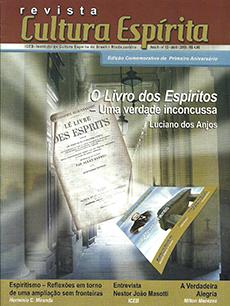 Revista Cultura Espírita 13 - O Livro dos Espíritos - Uma Verdade Inconcussa