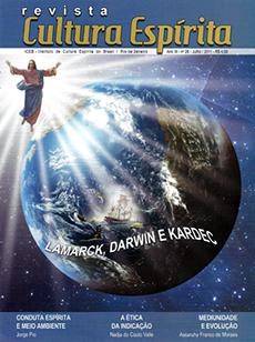 Revista Cultura Espírita 28 -  Lamarck, Darwin e Kardec