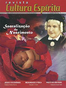 Revista Cultura Espírita 32 - Sacralização do Nascimento