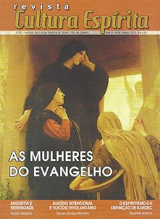 Revista Cultura Espírita 36 - As Mulheres do Evangelho