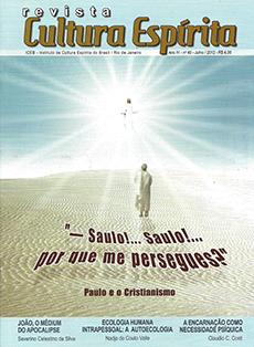Revista Cultura Espírita 40 - Paulo e o Cristianismo