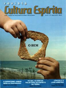 Revista Cultura Espírita 72 - Do Mal ao Bem na Trajetória do Espírito na Terra